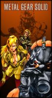 Metal Gear by Matelandia