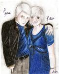 Gerard and Eliza by Kpfan123