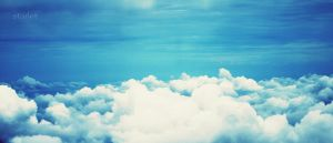 Walking on Clouds by starlet123m