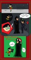 batman: merry christmas! by Jaybird23