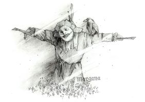 Scarecrow by morganadulac