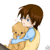 Seto's Puppy by RastaPickney-Juls