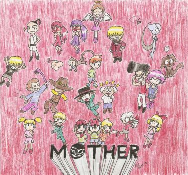 Mother Tribute by Mister-Saturn