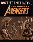 Mighty Avengers touch up by Dreee