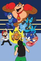 Smash Out! by jimferno