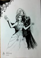 Undertaker's love by long-haired-lady