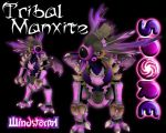 Spore-Tribal Manxite by Windstorm1