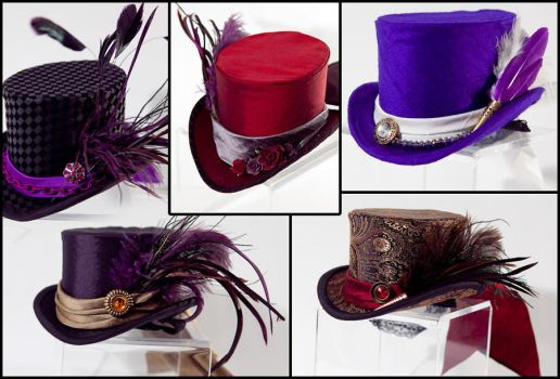 More Hat Samples 4 by Elemental-Sight
