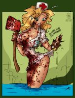 Nurse Sally by jollyjack by bear-d