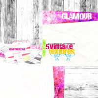 5 VINTAGE TEXTURES by loveandstyle