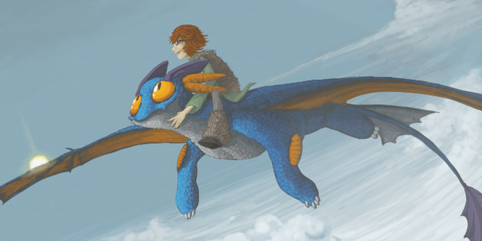 how to train your stormdragon by Awehhh