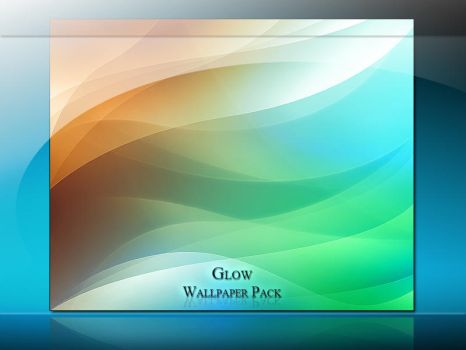 Glow wallpaper pack by Nameless-Designer