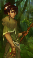 Fang the druid by AironMag