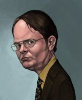 Dwight 2 by jhorn79