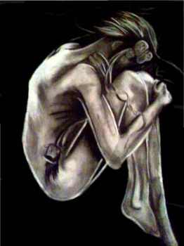 Sacrifice Your Love - Charcoal by juggalette223