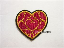 Heart Container Patch by Serenity-Sama