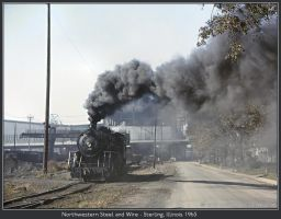 Northwestern Steel and Wire by classictrains