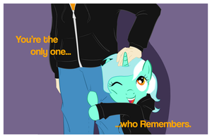 You're the only one... by Terra-Tigra