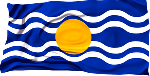 Flags of the World: West Indies Federation by MrAngryDog