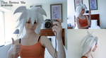 Yami Bakura Wig Finished by Shendin