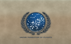 United Federation of Planets Type 2 Logo by Majestic-MSFC