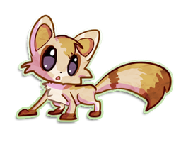 Com: Littleinch Chibi by Nin-Wolf