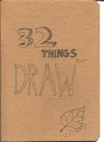 32 Things To Draw by Lahara