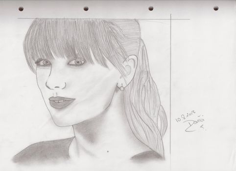 Taylor Swift by 13luckyone
