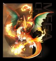 Mega Charizard by AquaZircon
