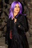 Nymphadora Tonks from Harry Potter by PhoenixForce85