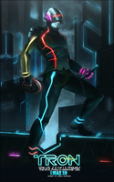 TRON by ZackScream