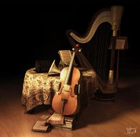 Musical Still life by GabrielReid