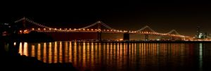 Bay Bridge by nineseventeen