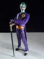 LEGENDS OF GOTHAM CITY: The Joker Custom Figure by darklord1967