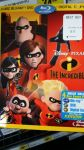 The Incredibles Bluray by Mileymouse101