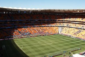 Soccer City - inside view by raxm