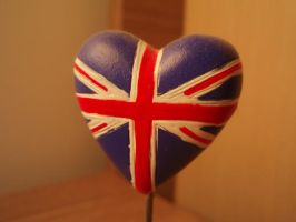 Do you love UK by Lsr-stock