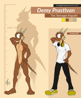 Trade / Reference - Demy Prastivan by McTaylis