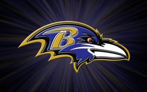 Baltimore Ravens by Balsavor