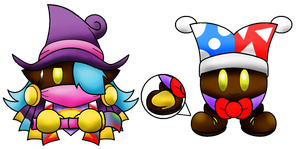 (Out of Plot: Costume Ideas (Magolor) ) by XMarx-MagolorXISG