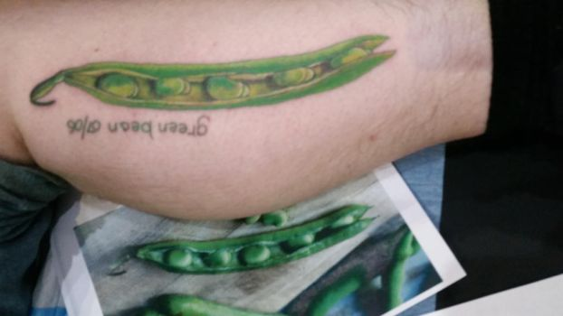 Green Bean by hkdesign