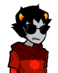 karkat be cool by jag2583