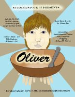 Oliver by AllysonArtwork