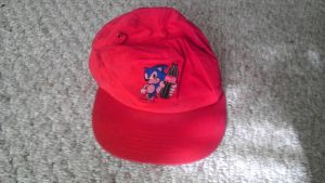 Sonic Coca Cola Hat by spaceman022