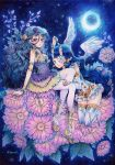 radiant night kalender project by MIAOWx3