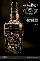 Jack Daniel's Music Ad 7 by ajohns95616