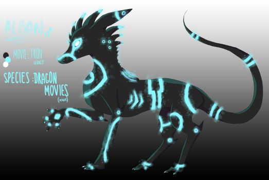 Dragon Movies - Alban by The-Curtis