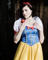 Twisted Disney: Snow White by jasgreg