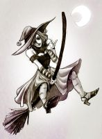 Little Witch by Furby0305