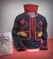 Zouave uniform-African army by April-Mo